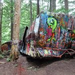 Photo of The Whistler Train Wreck Trail