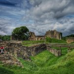 Barnard Castle , English Heritage