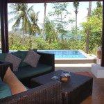 Mokara Villa Lounge Area