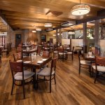 The newly renovated Steakhouse at the Paso Robles Inn