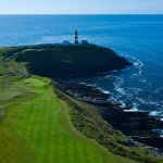 17th hole at Old Head
