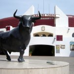 Plaza del Toros, Roquetas de Mar (Almería) © Robert Bovington