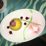 Dessert from banquet (ballroom competition)
