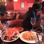 Excellent crab and good garlic noodle