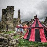 Warkworth Castle & Hermtage