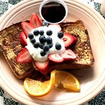 Heart Healthy French Toast
