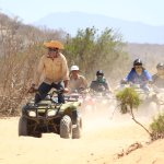 The Carisuva trails are the best for ATVs. Oscar(guide) lead the way.