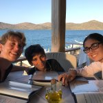 Good food, brilliant service!! No visit to Crete is complete without a meal at the Ferryman!!