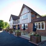 The newly refurbished Oak Inn