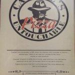 Foto de Capone's Pizza