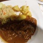 beef liver el greco