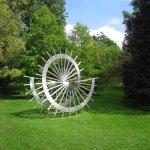 Sculpture in gardens