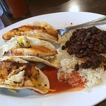 Fish tacos at The Distillery, Rochester