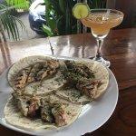 Perfect fish tacos!