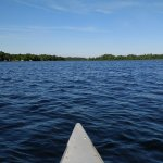 Free use of canoes on Lake Vermilion for hotel guests