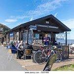 The Sandside Cafe Sandsend Whitby