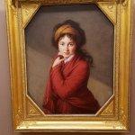 A Portrait of Countess Golovine - Elisabeth Vigee-Lebrun (1755 - 1842)