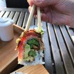 Grandioser Abend. Fantastisches Sushi, sehr zuvorkommende Bedienung. Ganz sicher kein günstiger