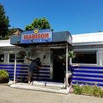 The Madison Diner, Bainbridge, Island, WA USA.