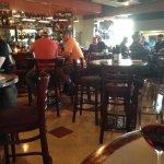 Bar scene.
