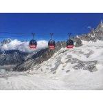 Photo of Panoramic Mont-Blanc gondola