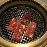 Charcoal Grilled Yakiniku