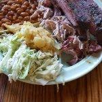 Pulled Pork Platter