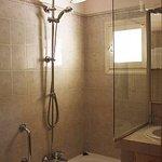 Les salles de bains des chambres