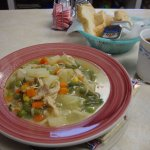 Chicken Soup to Die For!