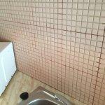 Grotty kitchen tiles