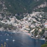 The Amalfi Coast drive
