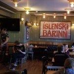 Islenski barinn Foto