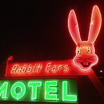 Photo de Rabbit Ears Motel