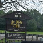 Entrance to Ye Olde Mill
