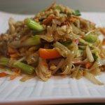 Chicken Phad Thai Noodle