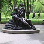Viet Nam War Statue