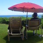 """Ocean Front""...... The Kapalua Villa's definition, definitely not mine!"