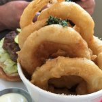 Excellent onion rings!