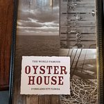 Photo de The Oyster House Restaurant