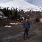 Centro de esqui Volcan Antuco
