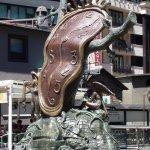 Local sculpture in Andorra