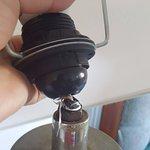 Broken Lamp