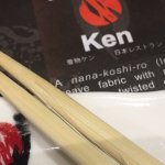 Kimono Ken has many outlets -the one we ate at was on Thomas Morato