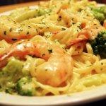 Shrimp Milano Pasta