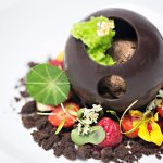 """Our favorite Dessert """"Chocolate Dome"""""""