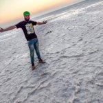 the white Desert - Rann of Kutch