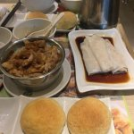 Pork Buns and Chicken and Rice