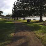 What a nice river front port Macquarie is with scenic beauty & serene environ. We enjoyed the st