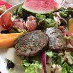Salade de la vache