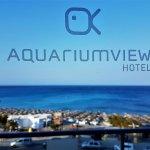 Foto de Aquarium View Hotel